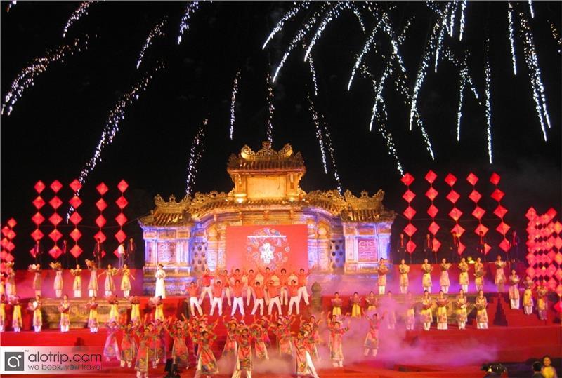 Festival Hue 2014 Opening Ceremony
