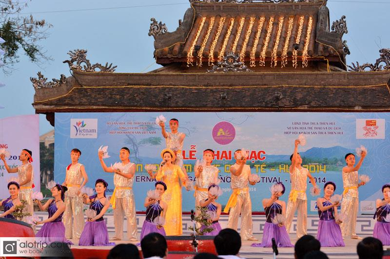 Hue International Food Festival Opening Ceremony