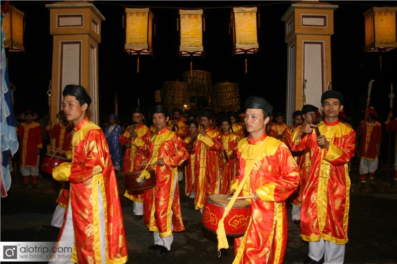 Royal Night at Festival Hue 2014