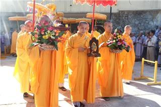 Bodhisattva festival in Hue