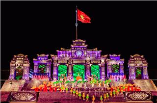 Festival Hue 2014 opening ceremony