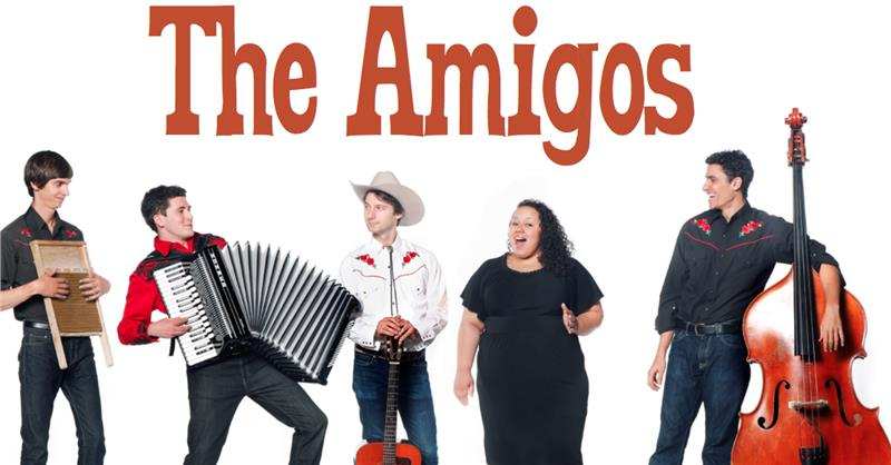 The Amigos performed at Festival Hue 2014