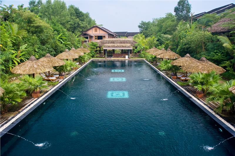 Pilgrimage Village Boutique Resort & Spa - Swimming pool