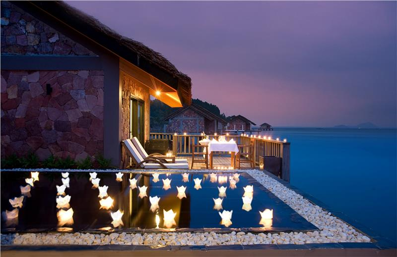 Top best resorts in Vietnam for honeymoon