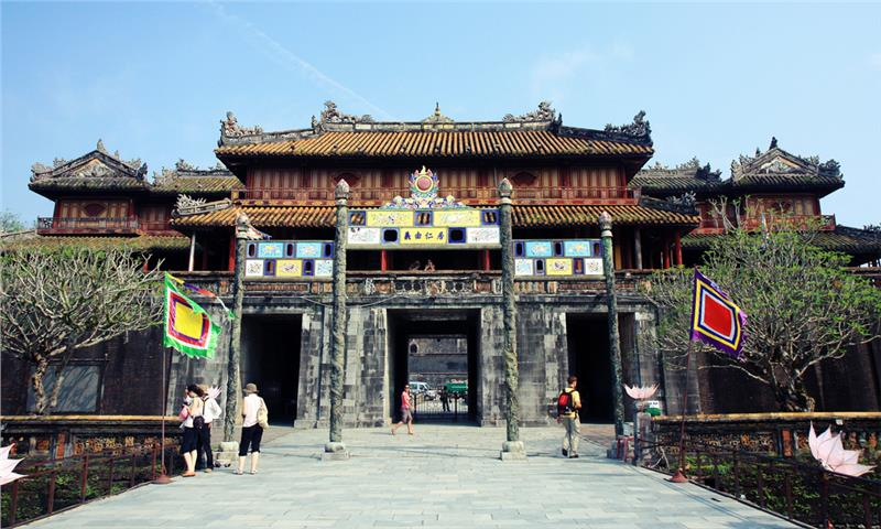 Citadel City of Hue