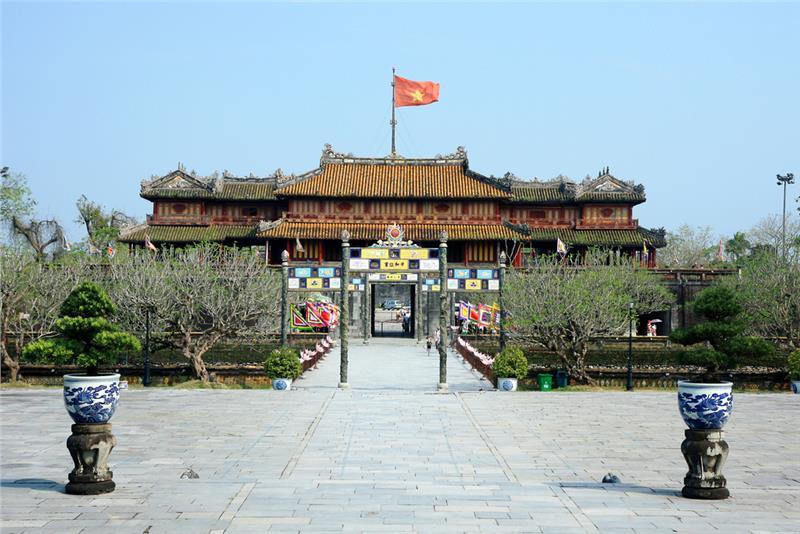 Citadel City of Hue