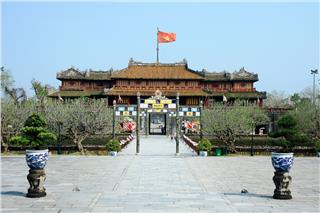 The ancient beauty of Hue