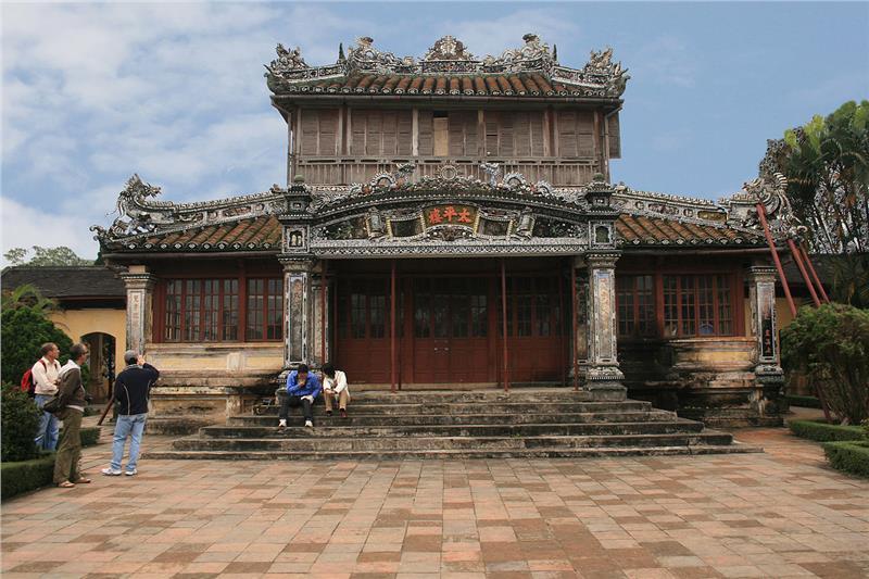Royal Library in Hue Citadel reopened