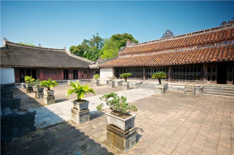 Tomb of Emperor Tu Duc
