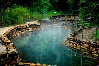 Alba Thanh Tan Hot Springs