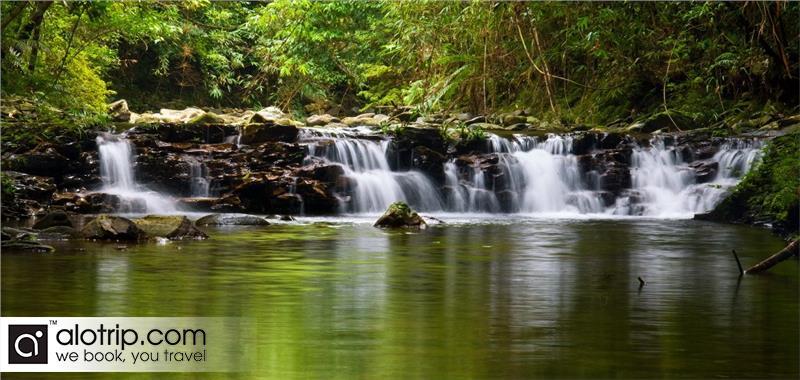 Ngu Ho Waterfall