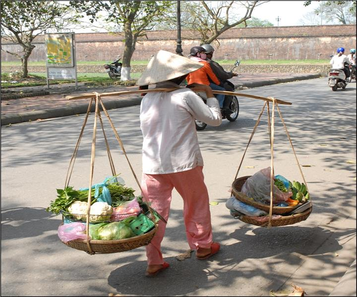 Conical hat - popular in Hue