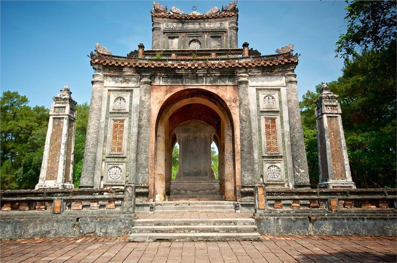Khiem Cung Ky Tu Duc Tomb