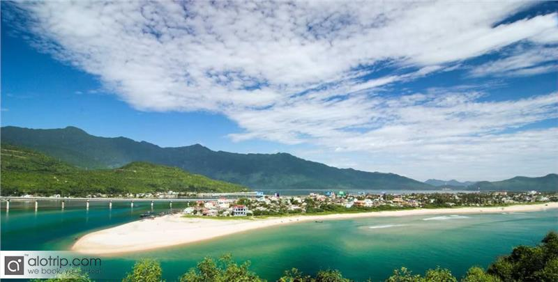 Beautiful Vietnam resorts with Angsana Lang Co Resort
