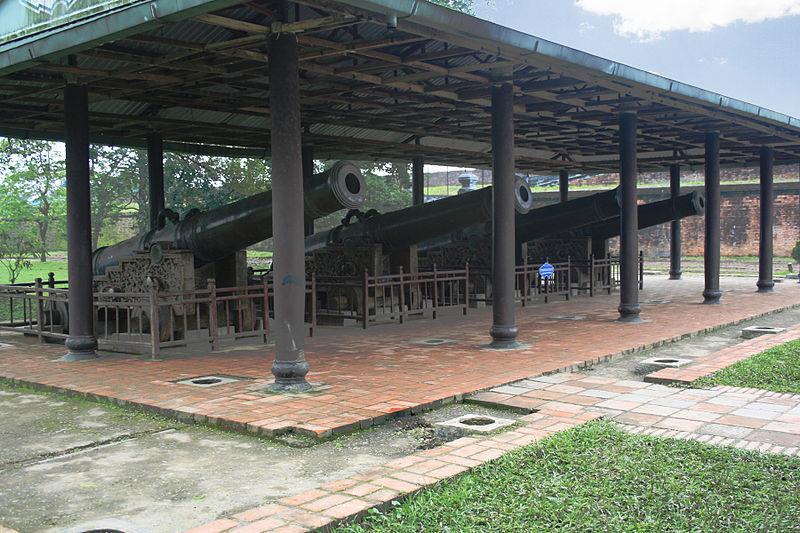 Nine Holy Cannons of Nguyen Dynasty