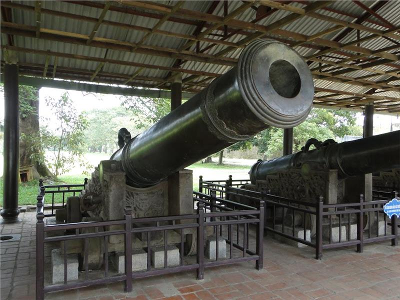 One of Nine Holy Cannons of Nguyen Dynasty