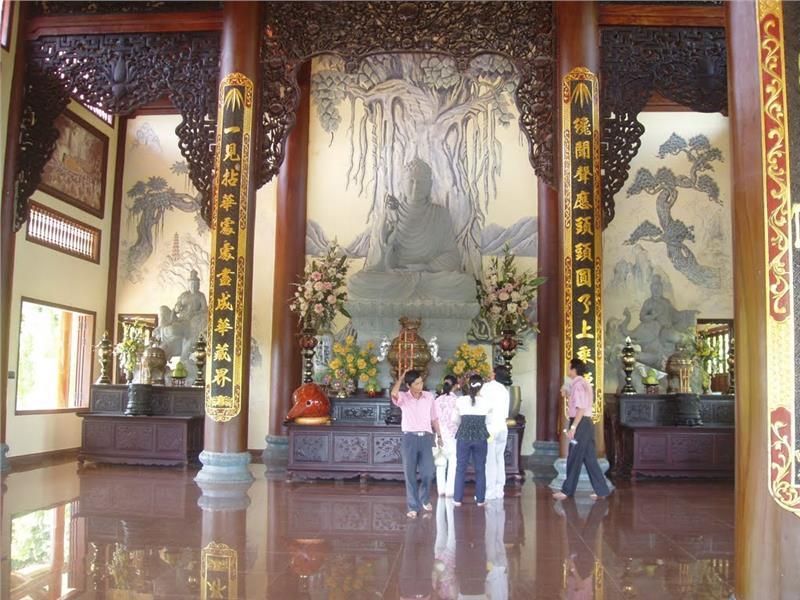 Truc Lam Bach Ma Zen Monastery in Hue