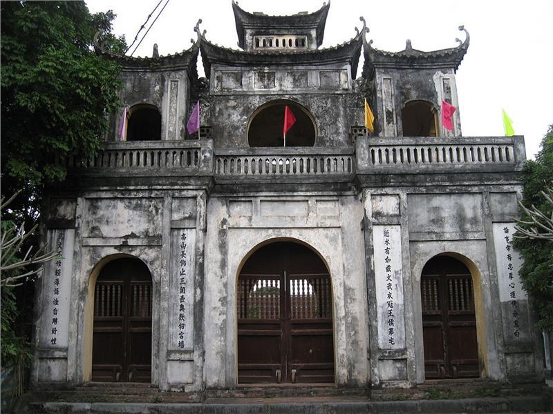 Van Mieu Xich Dang