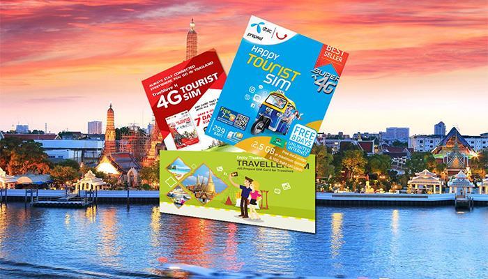 Dịch vụ SIM / WiFi du lịch quốc tế giá rẻ