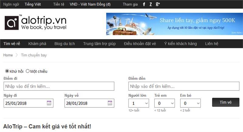 www.123nhanh.com: Săn vé máy bay đi Hà Nội giá cực rẻ dịp cuối năm 2018 !!