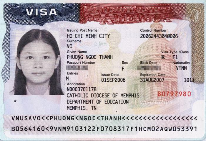 Hướng dẫn thủ tục xin visa Mỹ
