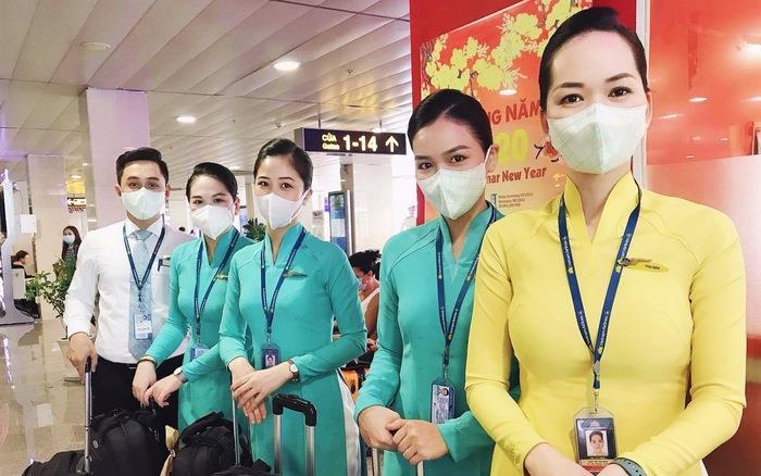 Bắt buộc hành khách phải đeo khẩu trang khi ngồi trên máy bay