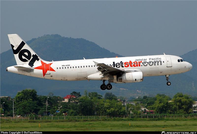 Hướng dẫn kiểm tra tình trạng đặt chỗ trên website Jetstar Pacific