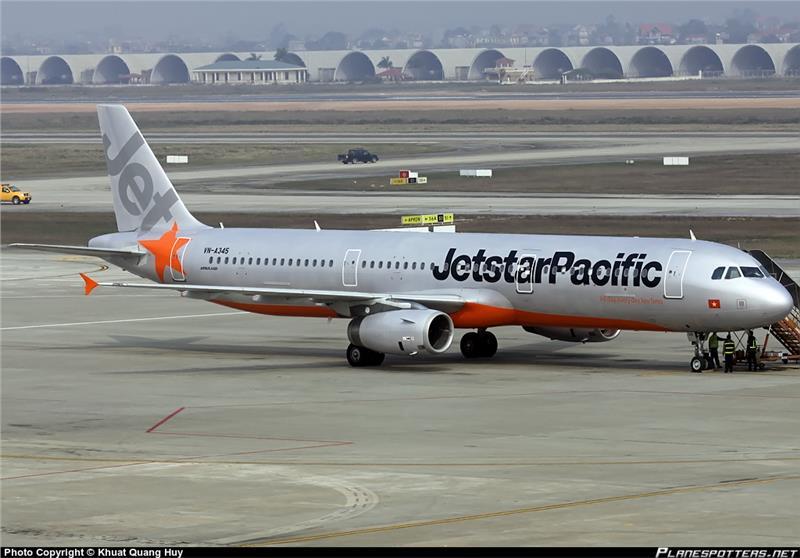 Kiểm tra vé máy bay jetstar - AloTrip