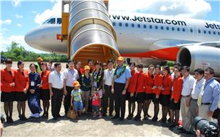 Jetstar Pacific adds flights on HCM - Thanh Hoa route