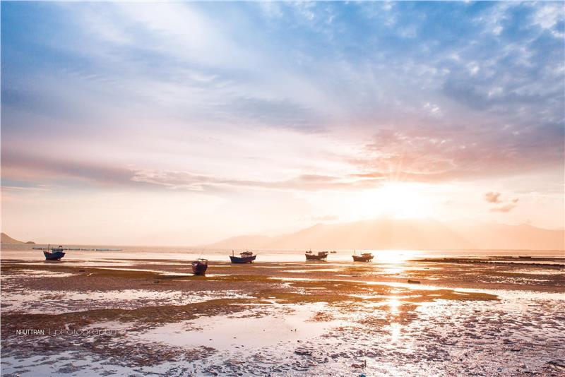 Ngao du sơn thủy Đầm Môn chưa đến 1 triệu đồng