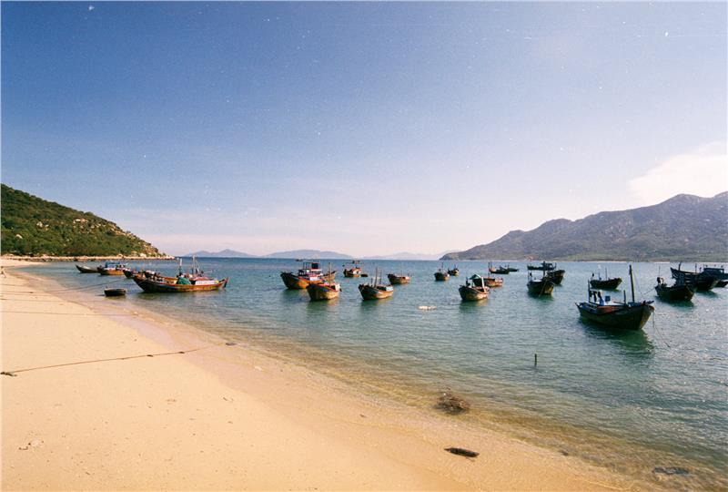 Ninh Van Bay in Khanh Hoa Province