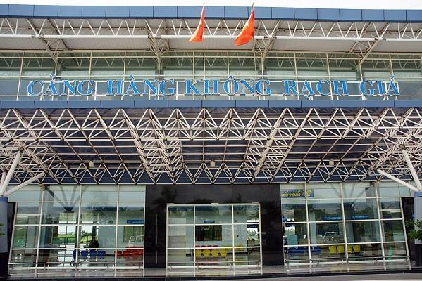 Rach Gia Airport –Kien Giang