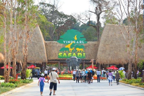 Mãn nhãn với vườn thú Safari Phú Quốc có một không hai ở Việt Nam