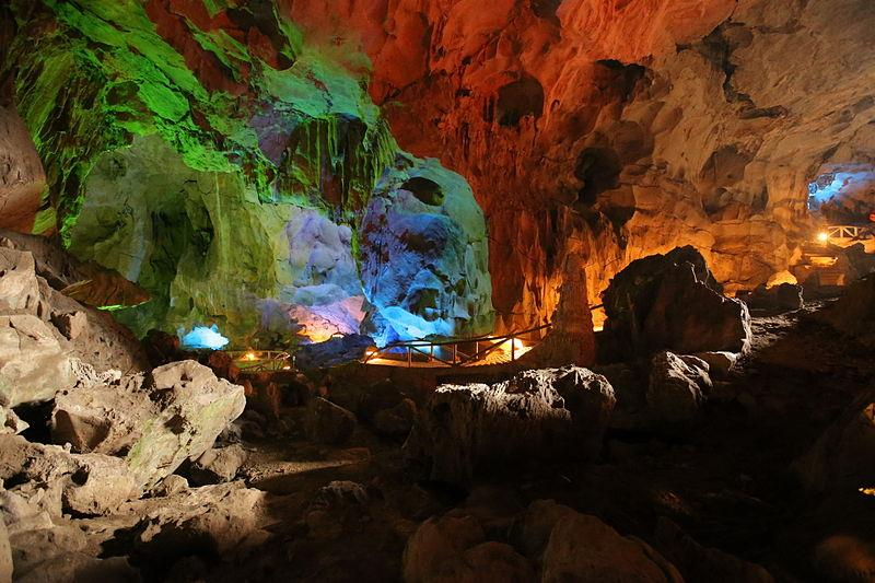 Tam Thanh Cave in Lang Son