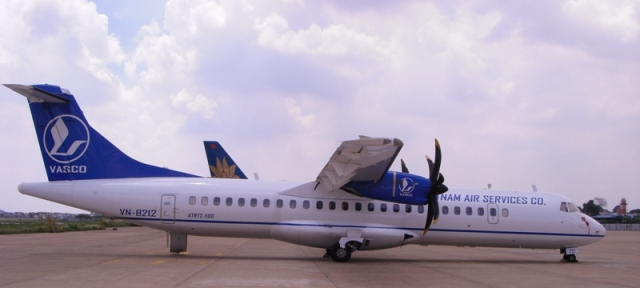 Laos airlines to significant steps