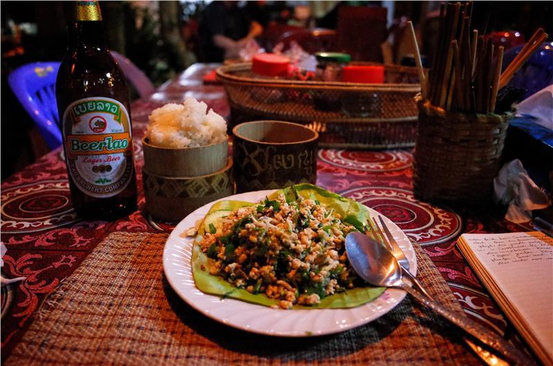 Larb Lao Cuisine
