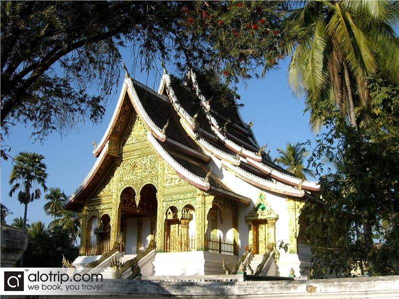 Indochina holidays to Luang Prabang World Heritage  City