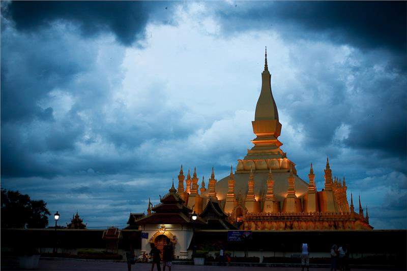 Indochina tour to Vientiane Laos