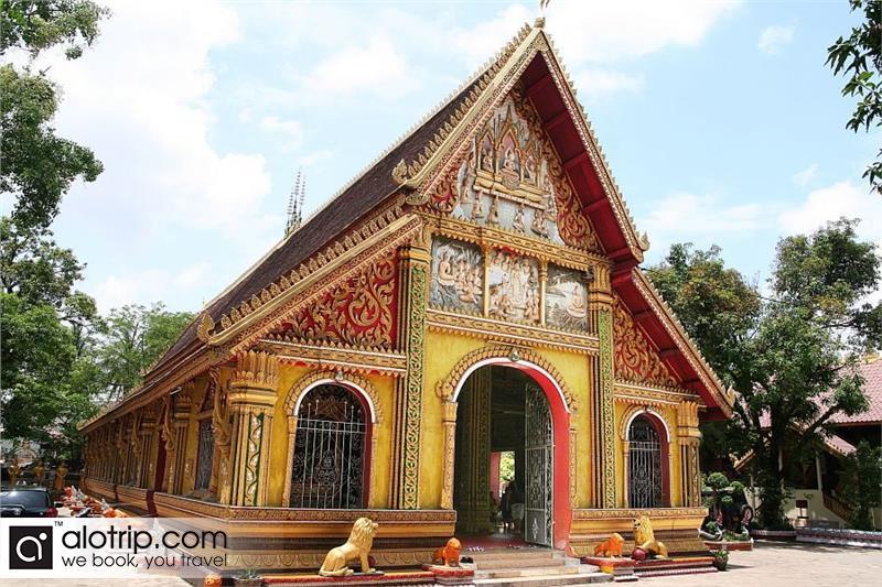 vientiane center laos
