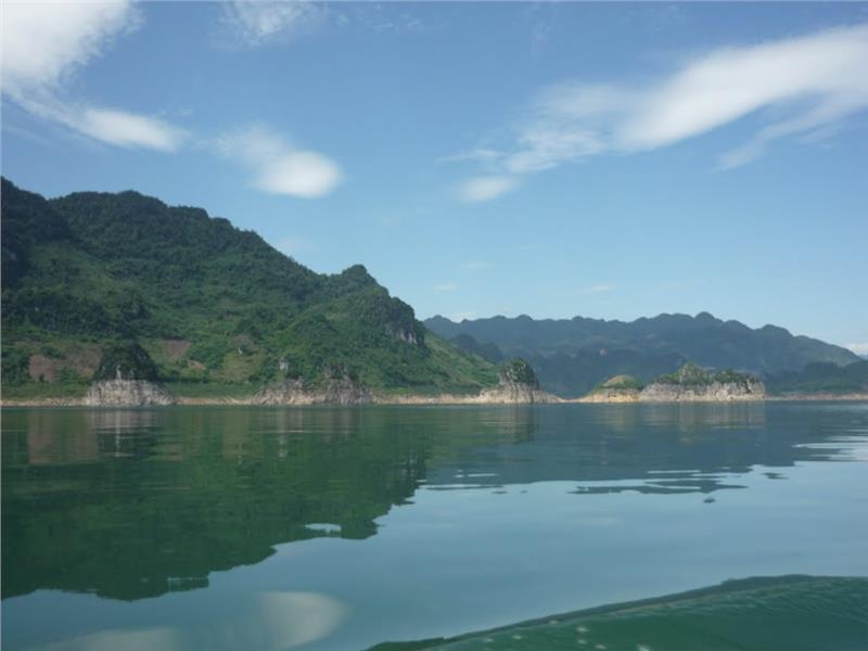 Thung Nai panorama