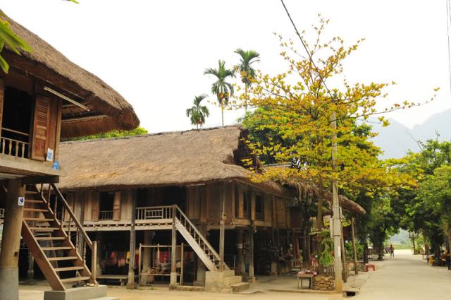 Mai Chau stilthouse