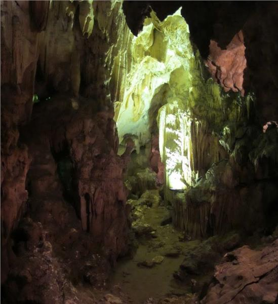 Mo Luong Cave
