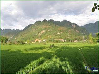 Mai Chau geography