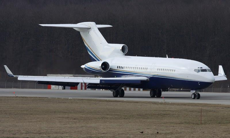 Máy bay Boeing 727