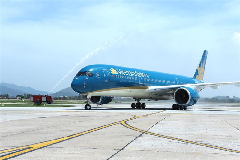 Máy bay Airbus A350