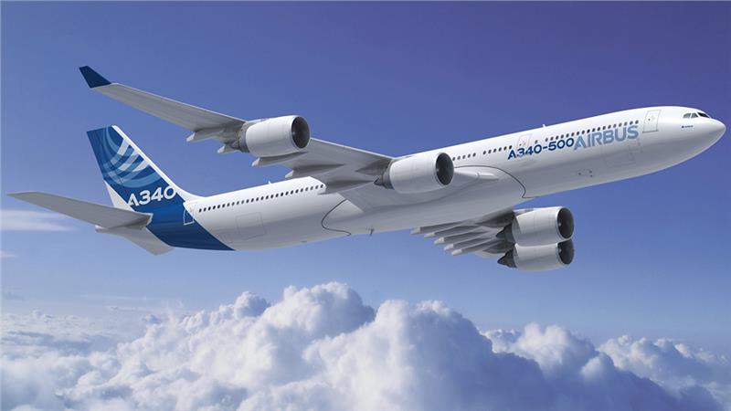Máy bay Airbus A340