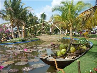 Ben Tre Coconut Festival 2015 to be held in April