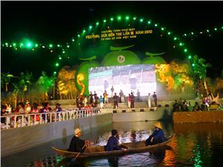 Ben Tre Coconut Festival 2015 brings cultural activities