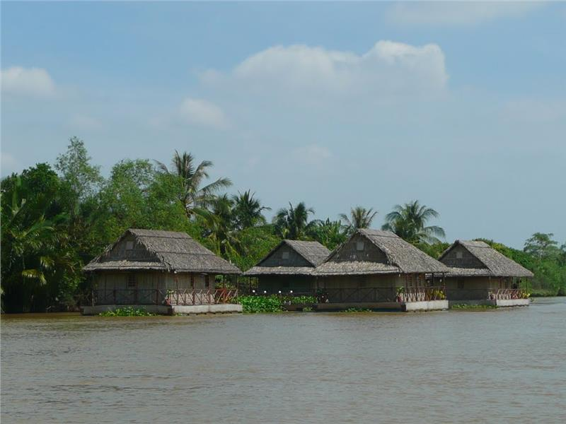 Accommodations at Turtle Island