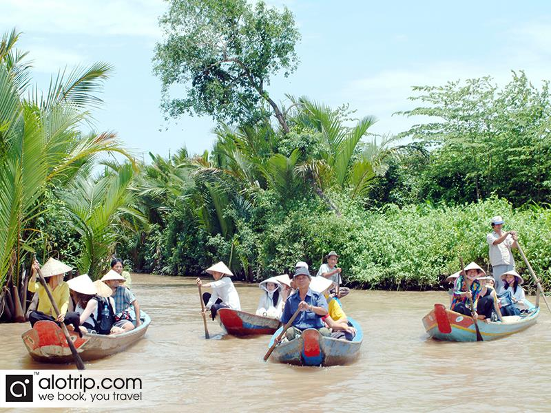 Tourism in Con Quy Island